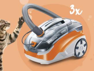 3x Thomas Staub- und Waschsauger zu gewinnen