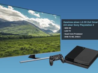 Sony Playstation und Sony Smart TV