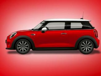 3x Mini Cooper in Rot zu gewinnen