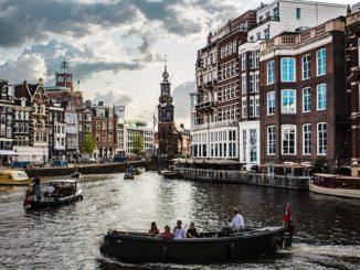 Amsterdam Reise für zwei Personen zu gewinnen