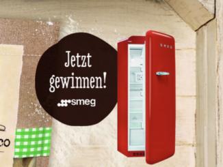 3x SMEG Kühlschränke zu gewinnen