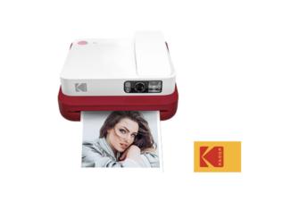 Kodak Smile Sofortbildkamera zu gewinnen