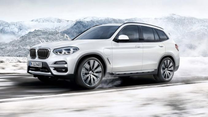 BMW X3 zu gewinnen für perfekten Fahrspaß