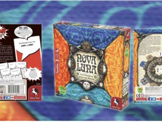 5 x 2 Spiele-Pakete von Pegasus Spiele