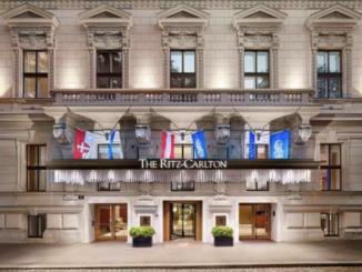Wien Urlaub für zwei Personen zu gewinnen mit Übernachtung im Ritz-Carlton Hotel