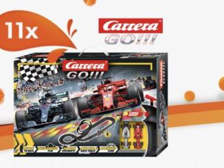 11x Carrera Go Bahn zu gewinnen für absoluten Spielspaß