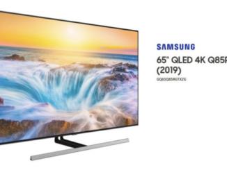 Samsung 65 Zoll Fernseher mit 4K zu gewinnen