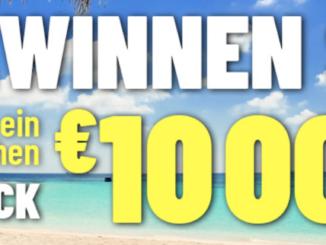 10.000 EUR IN BAR ZU GEWINNEN