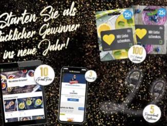 10 iPads Pro, iPhone XS und EDEKA Gutscheine zu gewinnen