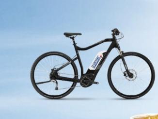E-Mountainbike zu gewinnen und Käsemesser als Trostpreise