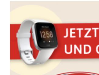 Fitbit Versa Smartwatch zu gewinnen