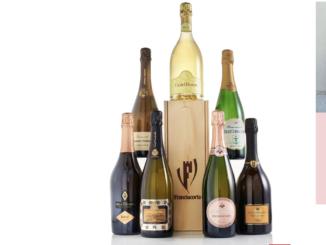 6 Flaschen hochwertigen Schaumwein zu gewinnen