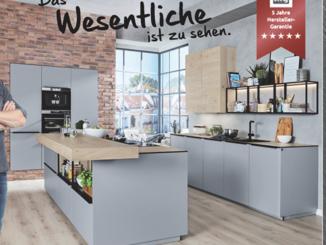 Gewinne eine neue Küche im Wert von 10.000 EUR