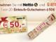 20 Netto-Gutscheine im Wert von je 50 EUR zu gewinnen