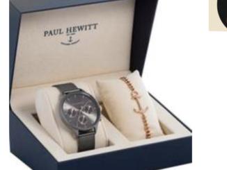 Uhrenset von Paul Hewitt zu gewinnen