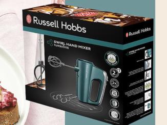 2x Russel Hobbs Handmixer zu gewinnen