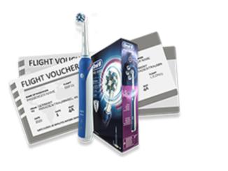 10x Oral B Mundpflege Set zu gewinnen je im Wert von 100 EUR