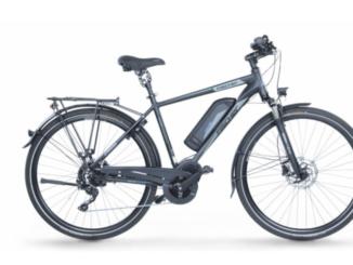E-Trekking Bike der Marke Fischer zu gewinnen