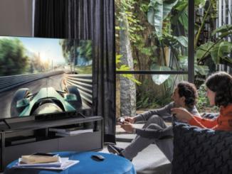 Samsung HD 65 Zoll Fernseher zu gewinnen