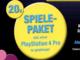 20 Spielepakete jeweils mit Playstation Pro zu gewinnen