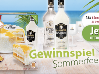 Coppenrath & Wiese: 15 Sommerpakete mit Batida de Coco zu gewinnen
