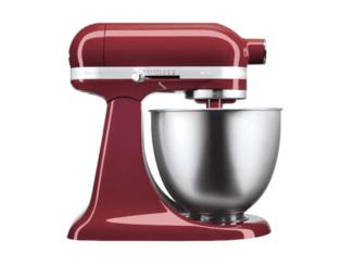 KitchenAid Küchenmaschine zu gewinnen in Ferrari Rot