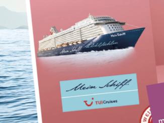 MeinSchiff Kreuzfahrt von Mallorca zu gewinnen (Start nächstes Jahr)
