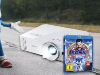 Full HD Beamer im Wert von 500 EUR zu gewinnen
