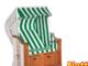 Strandkorb im Wert von 800 EUR zu gewinnen