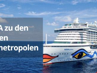 Ostsee-Kreuzfahrt mit der AIDA zu gewinnen