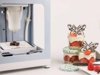 3D-Drucker für Schokolade zu gewinnen - was für ein Traum