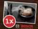 Block House Grillpakete im Wert von 70 EUR zu gewinnen und ein Induktionsherd von Bosch