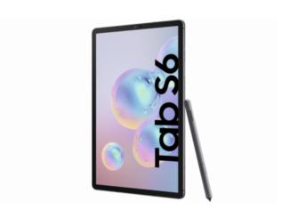 5x Samsung Tablet S6 im Gesamtwert von 3.000 EUR zu gewinnen