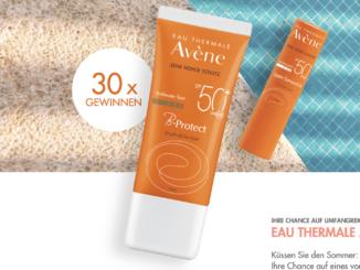 30x Sonnenschutz von Avene zu gewinnen