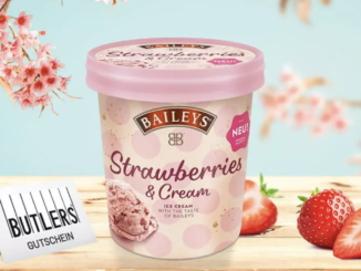 Baileys Eiscreme und 100 EUR Butlers Gutschein zu gewinnen