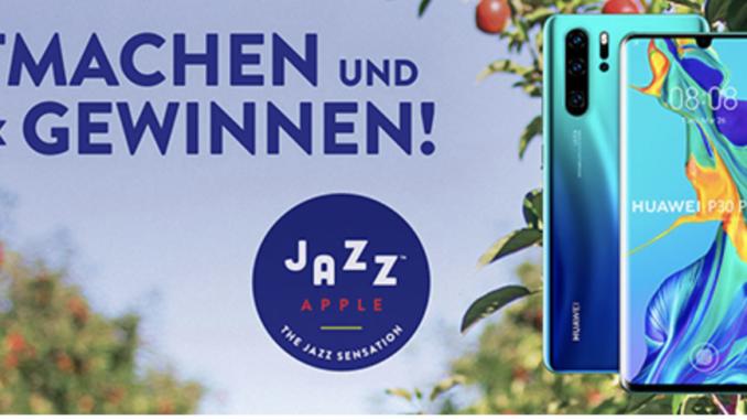 3x Huawei P 30 Smartphone zu gewinnen