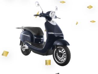 E-Roller ecruiser zu gewinnen