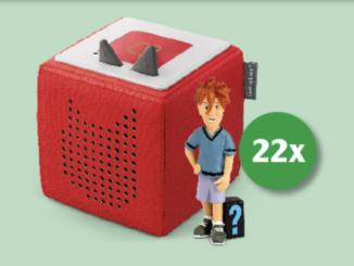 """22× Toniebox inkl. Tonie Hörfigur Die drei ??? Kids """"Radio Rocky Beach"""" zu gewinnen"""