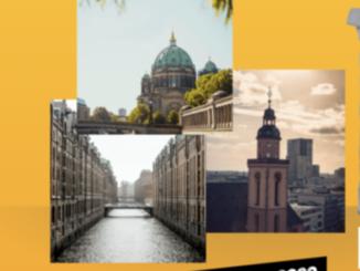 Reise nach Berlin inklusive Bahnfahrt und zwei Übernachtungen zu gewinnen