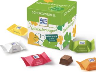 20x Schokoladen-Pakete zu gewinnen, lecker !