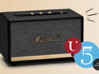 Marshall Soundbox zu gewinnen