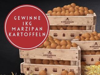 1 kg Niederegger Marzipan zu gewinnen