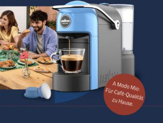 100x Lavazza A Modo Mio Jolie Kaffeemaschine zu gewinnen