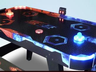 Super Airhockey Tisch zu gewinnen