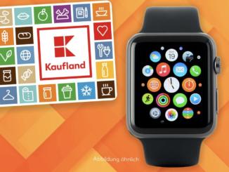 60x Apple Watch und 120 Kaufland Gutscheine zu gewinnen