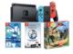 Nintendo Switch und drei Spiele zu gewinnen