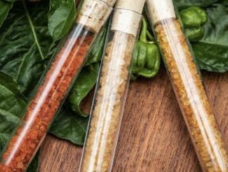 Gewürzset mit ausgewählten Chili-Salzen zu gewinnen