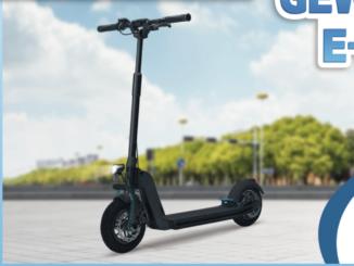 E-Scooter mit Ferrero gewinnen