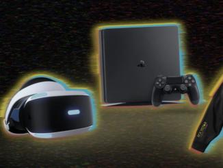 5x Playstation 4, Sony VR-Brille und ein Kapuzenpulli zu gewinnen