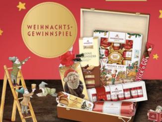 20 Niederegger Marzipan-Kisten zu gewinnen